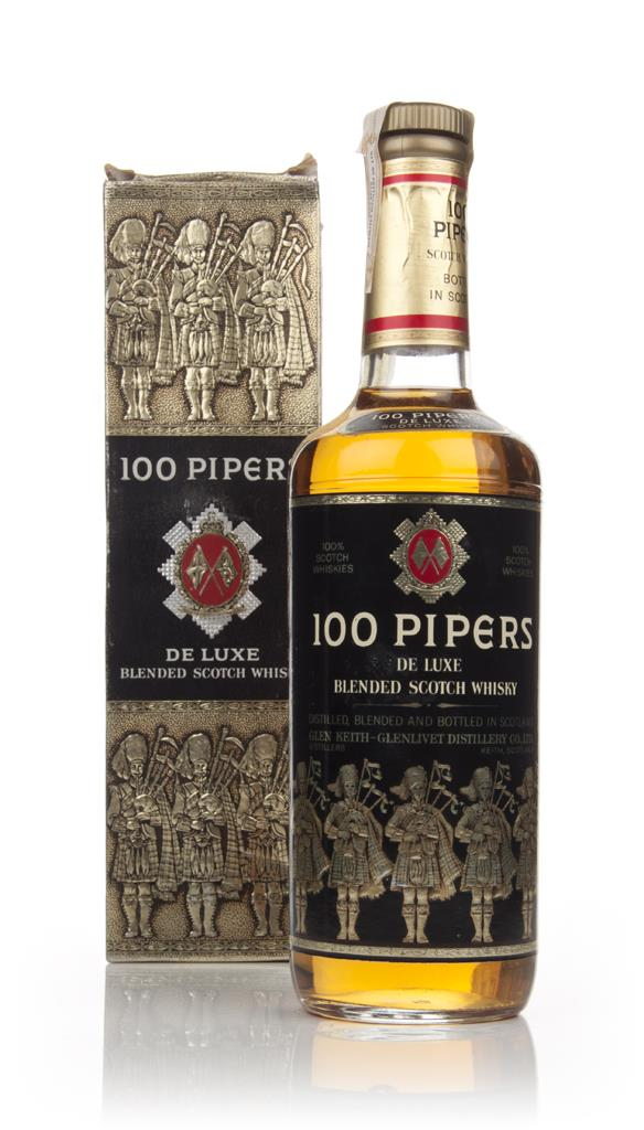 100 Pipers - 1970s Blended Whisky