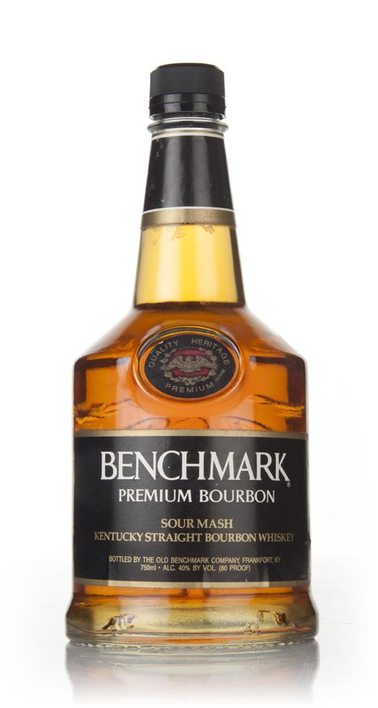 Seagrams Benchmark Bourbon - 1980s Bourbon Whisky