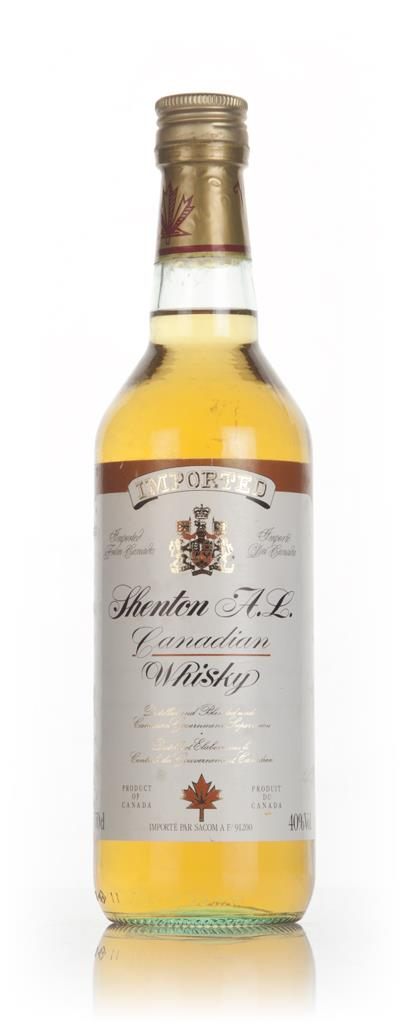 Shenton A. L. Canadian Whisky - post 1999 Blended Whisky