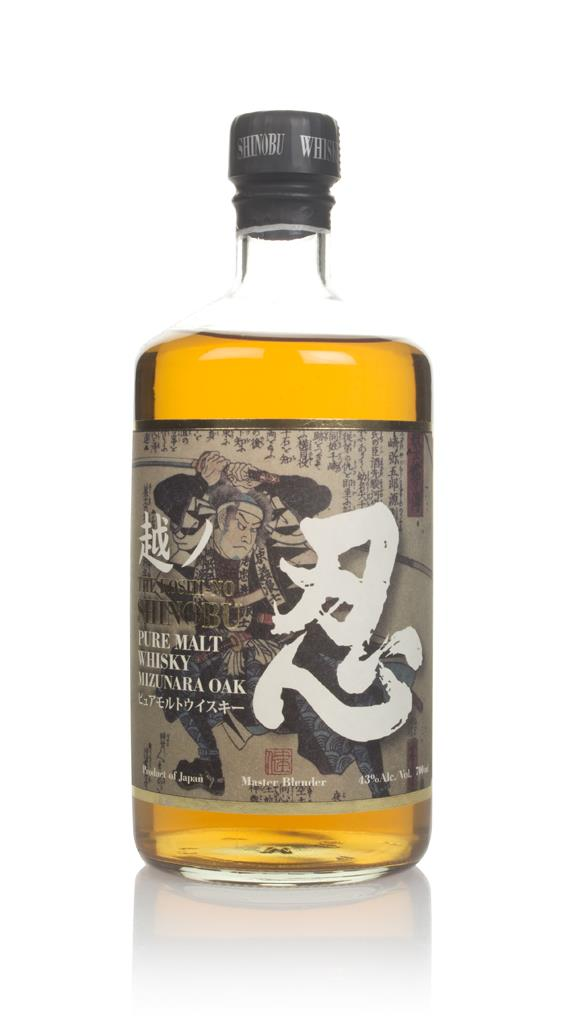 The Koshi-No Shinobu Pure Malt 3cl Sample Blended Malt Whisky