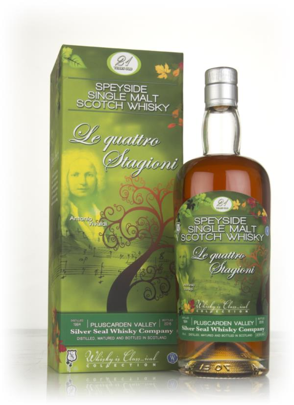 Pluscarden Valley 21 Year Old 1994 (cask WA020) - Whisky is Class...ic Single Malt Whisky