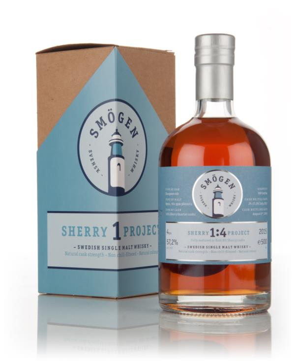 Smogen 4 Year Old 2011 Sherry Project 1:4 3cl Sample Single Malt Whisky