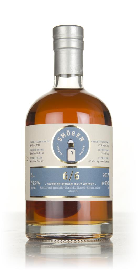 Smogen 6 Year Old 2011 - 6/6 Single Malt Whisky