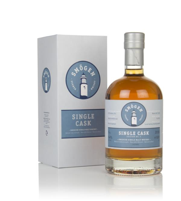 Smogen 6 Year Old 2011 (cask 51/2011) - Single Cask Edition No. 5 Single Malt Whisky