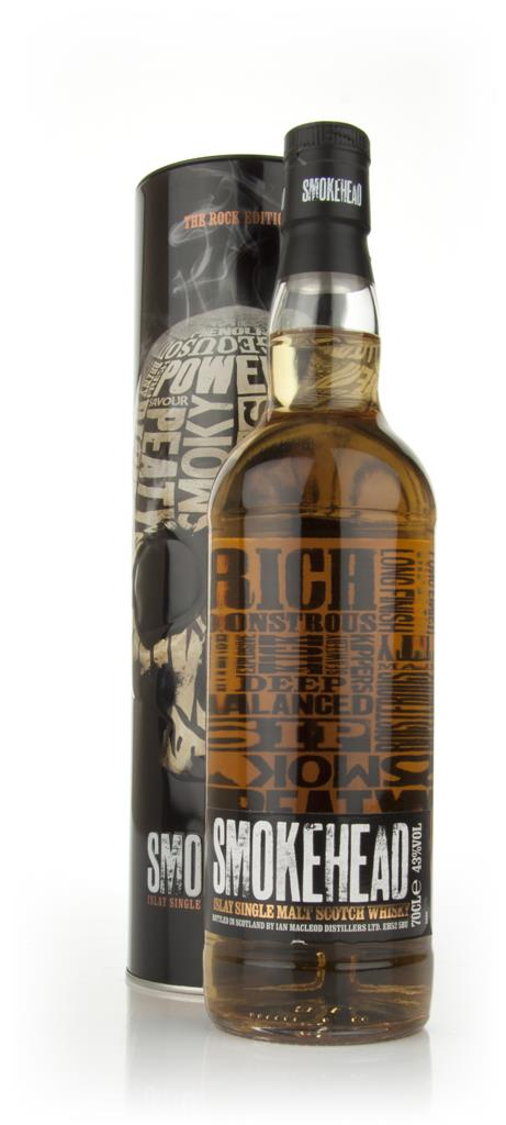 Smokehead - The Rock Edition Single Malt Whisky