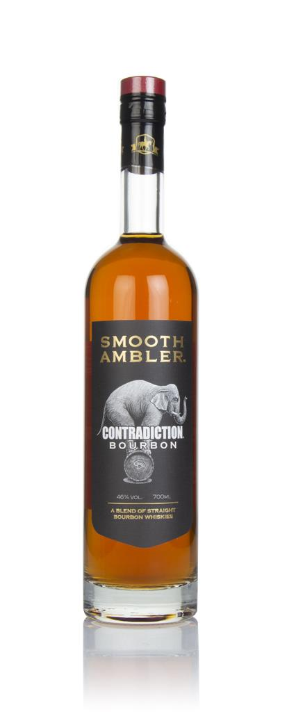 Smooth Ambler Contradiction Bourbon Whiskey