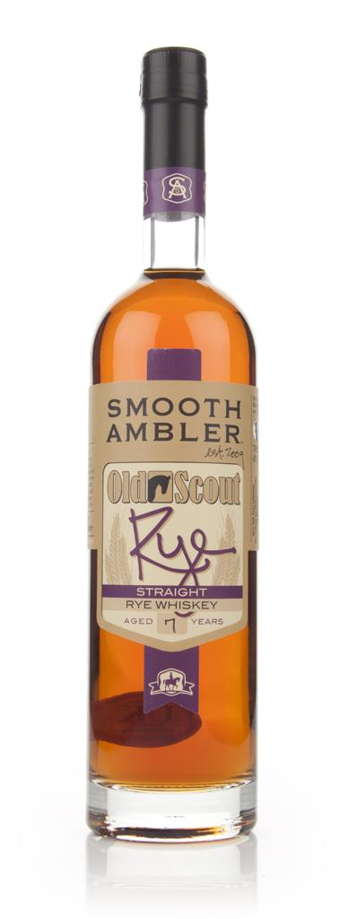 Smooth Ambler Old Scout 7 Year Old Rye 3cl Sample Rye Whiskey