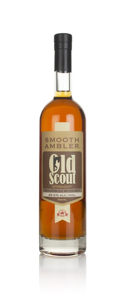 Smooth Ambler Old Scout Straight Bourbon Whiskey