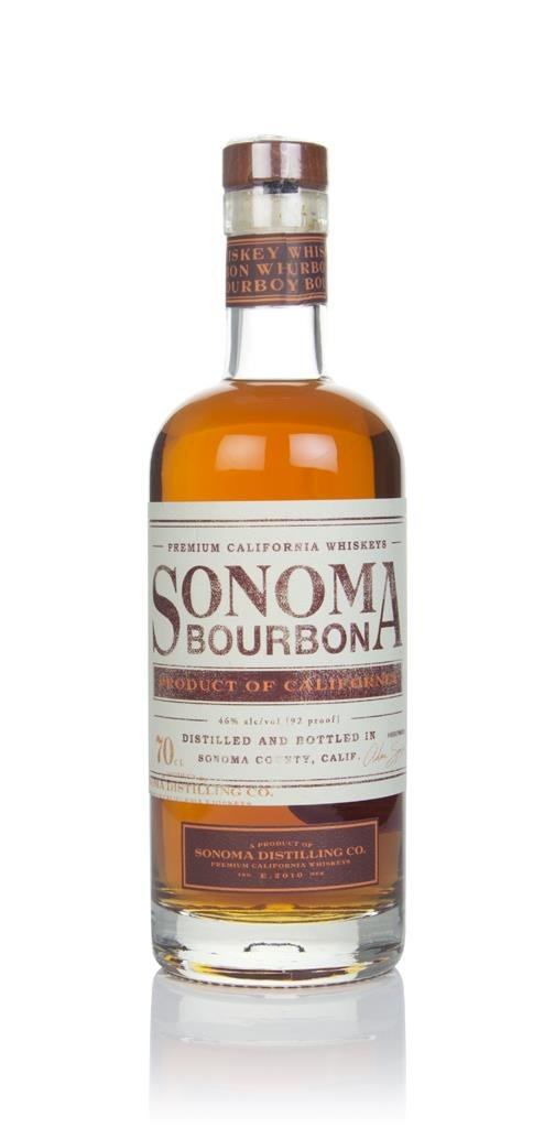 Sonoma Distilling Co. Bourbon Whiskey