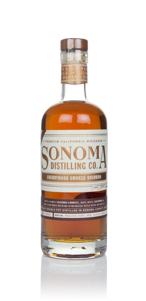Sonoma Distilling Co. Cherrywood Bourbon Whiskey