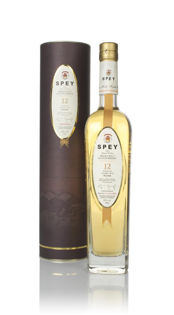 SPEY 12 Year Old Peated Single Malt Whisky