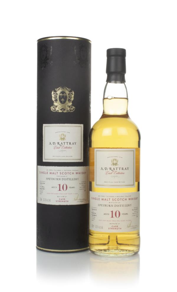 Speyburn 10 Year Old 2009 (cask 701325) - Cask Collection (A.D.Rattray Single Malt Whisky