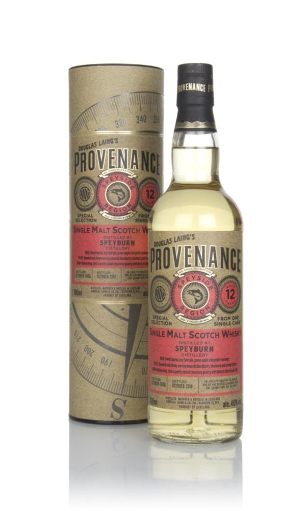 Speyburn 12 Year Old 2006 (cask 12967) - Provenance (Douglas Laing) Single Malt Whisky