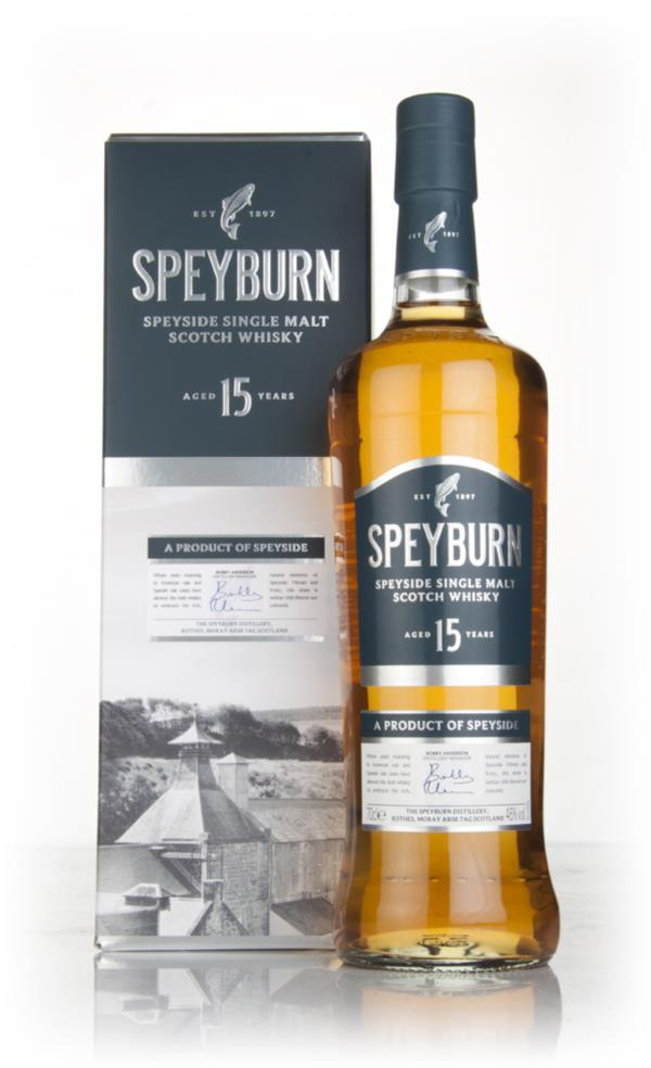 Speyburn 15 Year Old Single Malt Whisky