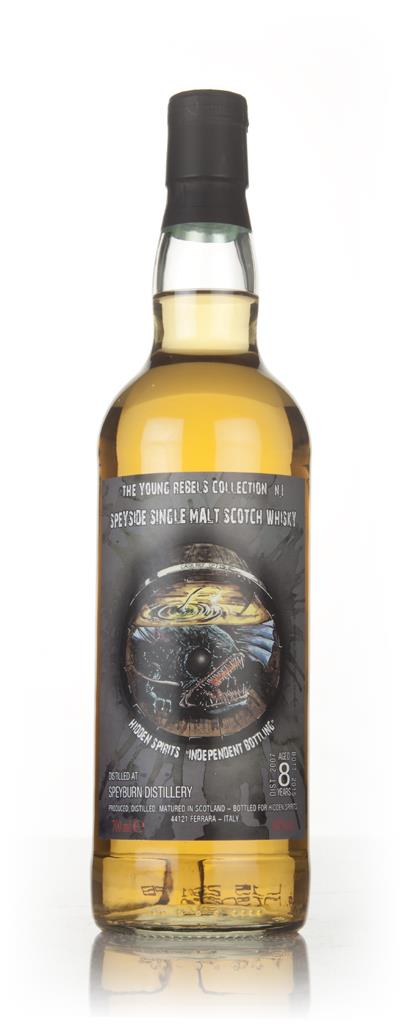 Speyburn 8 Year Old 2007 - Young Rebels Collection No.1 (Hidden Spirit Single Malt Whisky