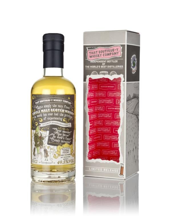 Speyburn 10 Year Old (That Boutique-y Whisky Company) Single Malt Whisky