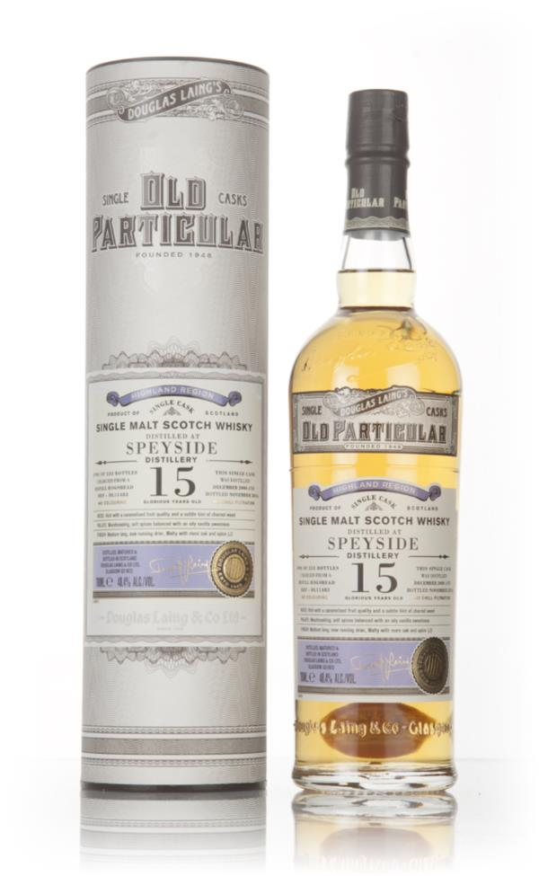 Speyside 15 Year Old 2000 (cask 11583) - Old Particular (Douglas Laing Single Malt Whisky