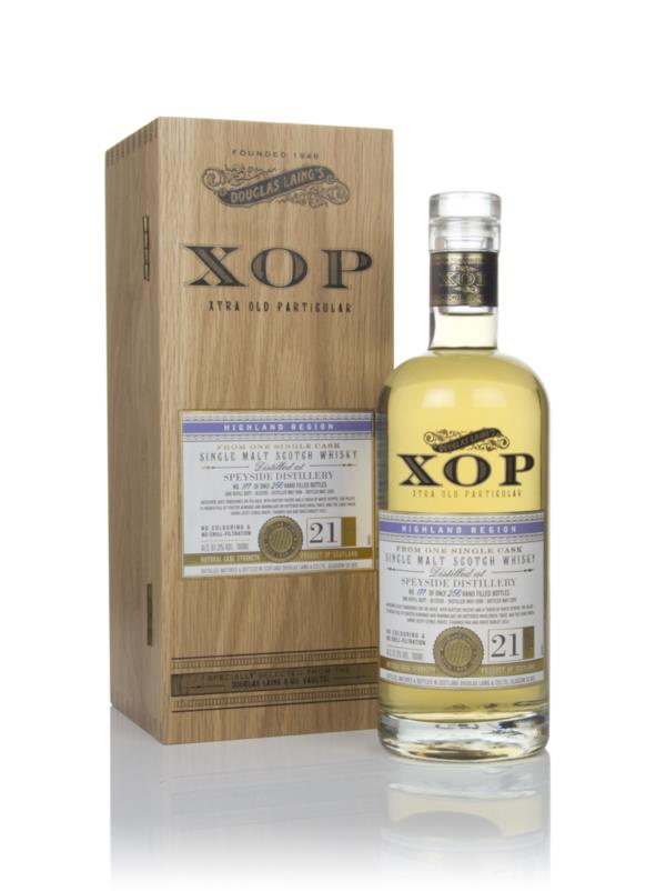 Speyside 21 Year Old 1998 (cask 13295) - Xtra Old Particular (Douglas Single Malt Whisky