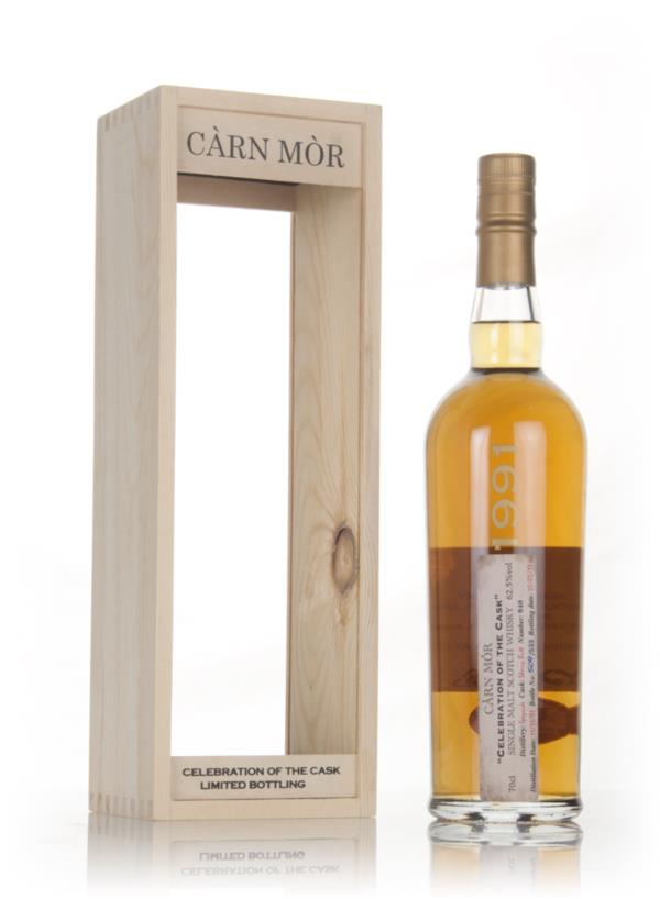 Speyside 25 Year Old 1991 (cask 940) - Celebration Of The Cask (Carn M Single Malt Whisky
