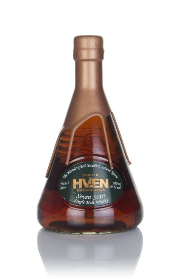 Spirit of Hven Seven Stars No.6:2 Alcor Single Malt Whisky