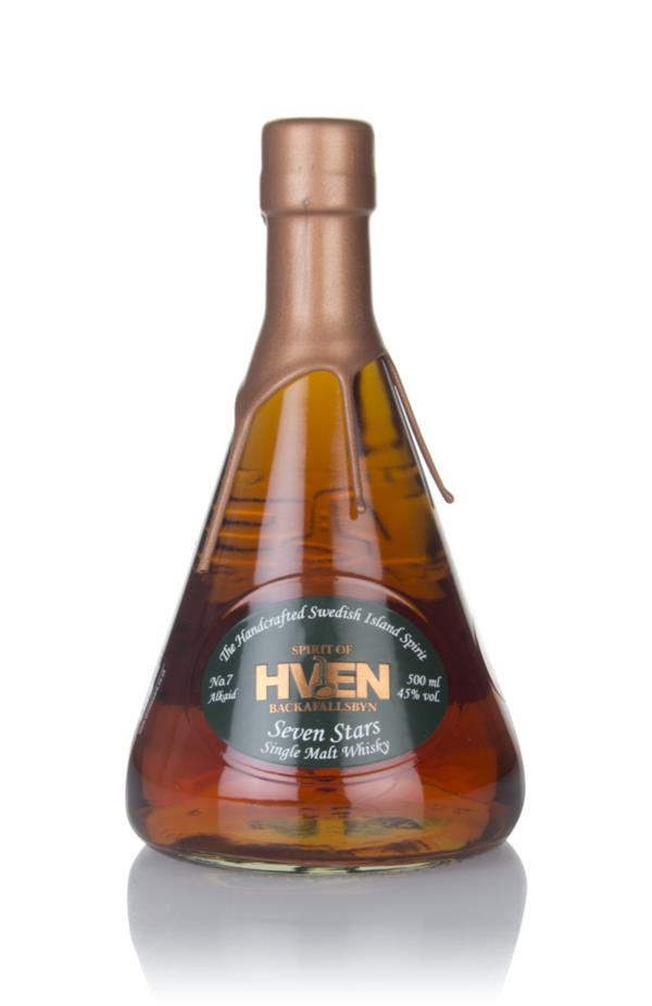 Spirit of Hven Seven Stars No. 7 Alkaid Single Malt Whisky