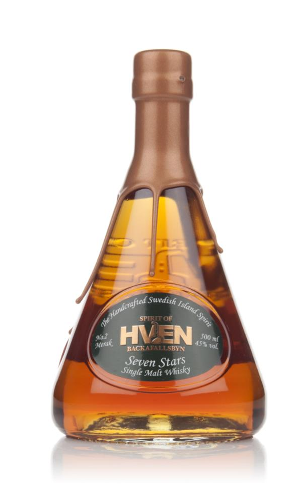 Spirit of Hven Seven Stars No.2 Merak 3cl Sample Single Malt Whisky