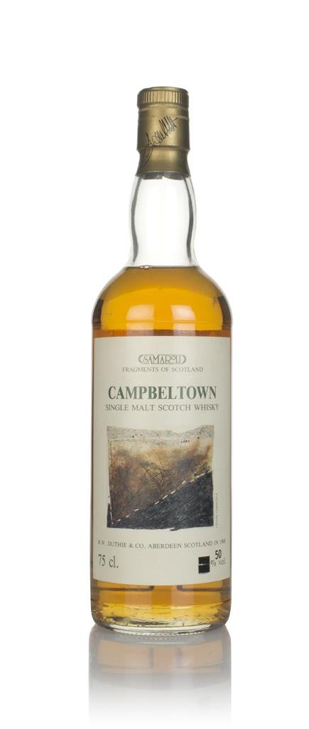 Campbeltown 1973 - Fragments of Scotland (Samaroli) Single Malt Whisky
