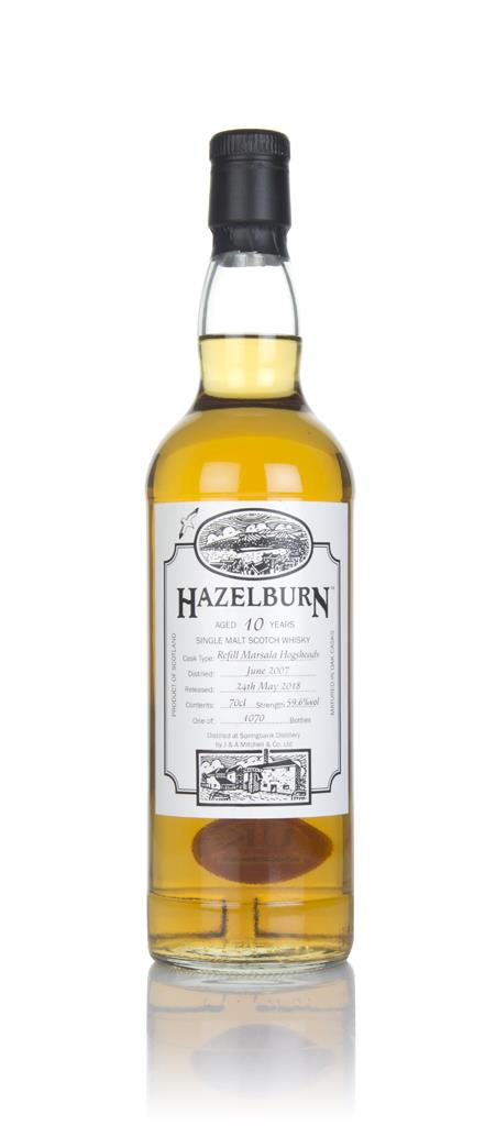 Hazelburn 10 Year Old 2007 - Campbeltown Malts Festival 2018 Single Malt Whisky