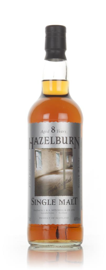 Hazelburn 8 Year Old First Edition - Malting Floor Label Single Malt Whisky