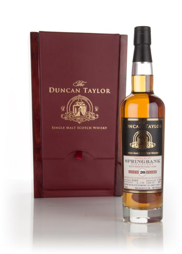Springbank 20 Year Old 1994 (cask 95321) - The Duncan Taylor Single 3c Single Malt Whisky 3cl Sample