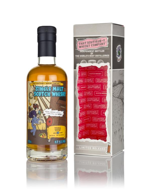 Springbank 20 Year Old (That Boutique-y Whisky Company) Single Malt Whisky