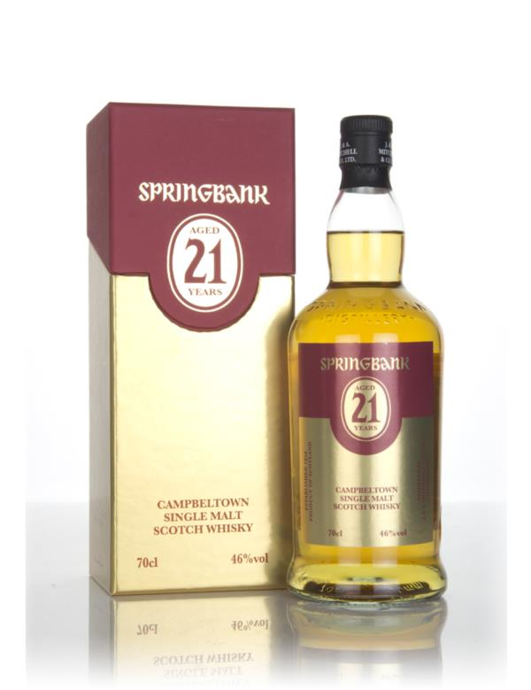 Springbank 21 Year Old 1993 - Open Day 2015 Single Malt Whisky