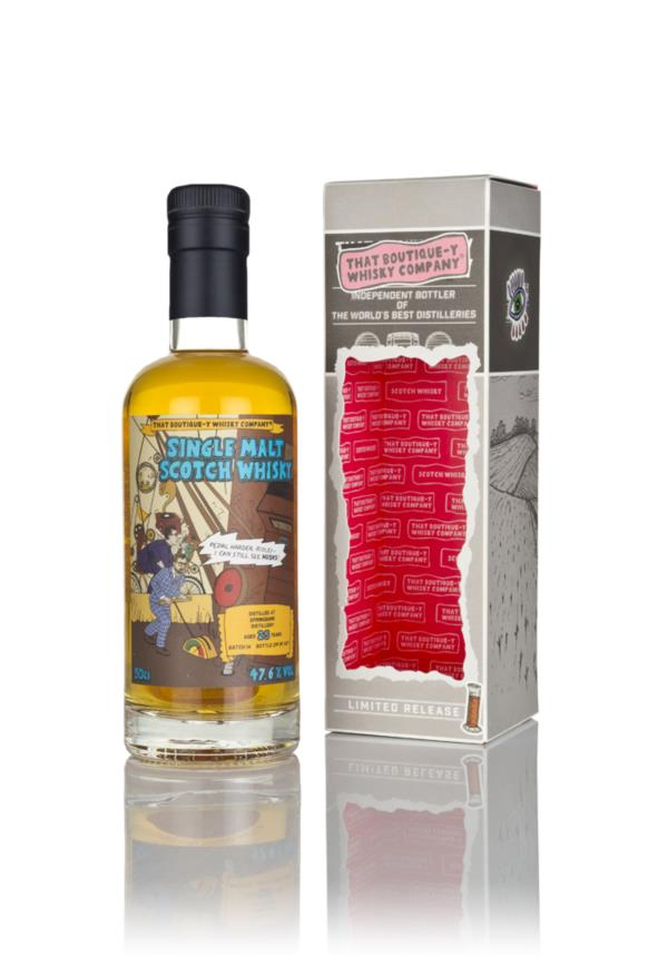 Springbank 25 Year Old (That Boutique-y Whisky Company) 3cl Sample Single Malt Whisky