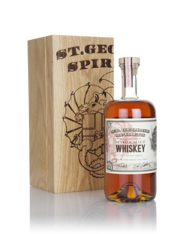 St. George Single Malt Whiskey - 35th Anniversary Single Malt Whiskey