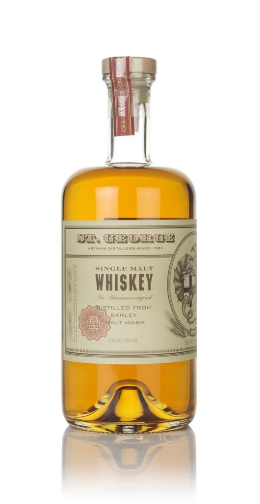 St. George Single Malt Whiskey (Lot 17) Single Malt Whiskey