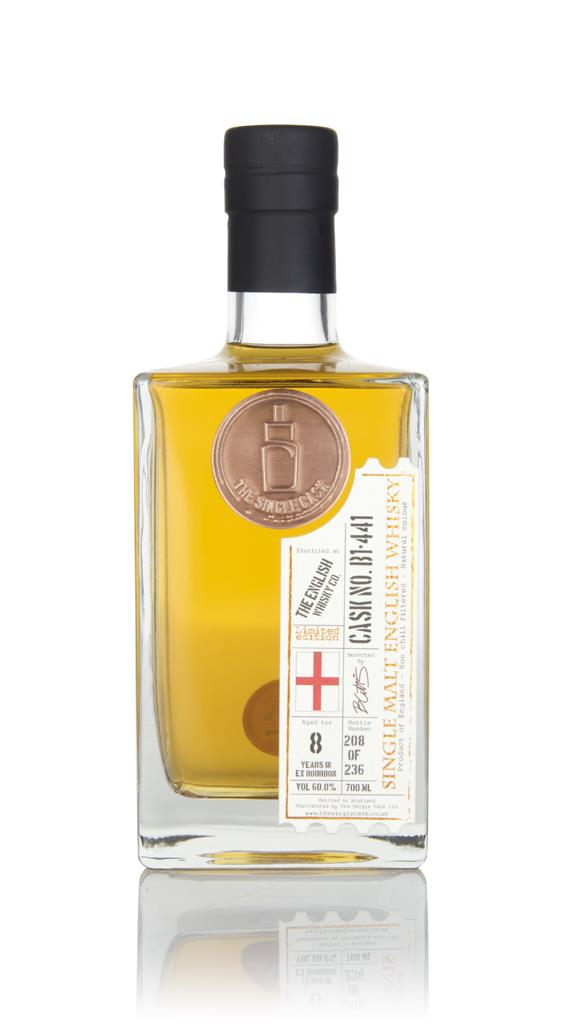 English Whisky Co. 8 Year Old (cask B1-441) - The Single Cask Single Malt Whisky