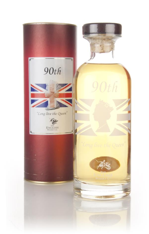 English Whisky Co. Queens 90th Single Malt Whisky
