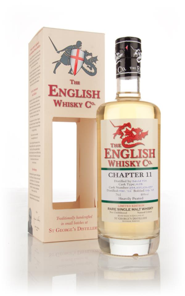 English Whisky Co. Chapter 11 Single Malt Whisky