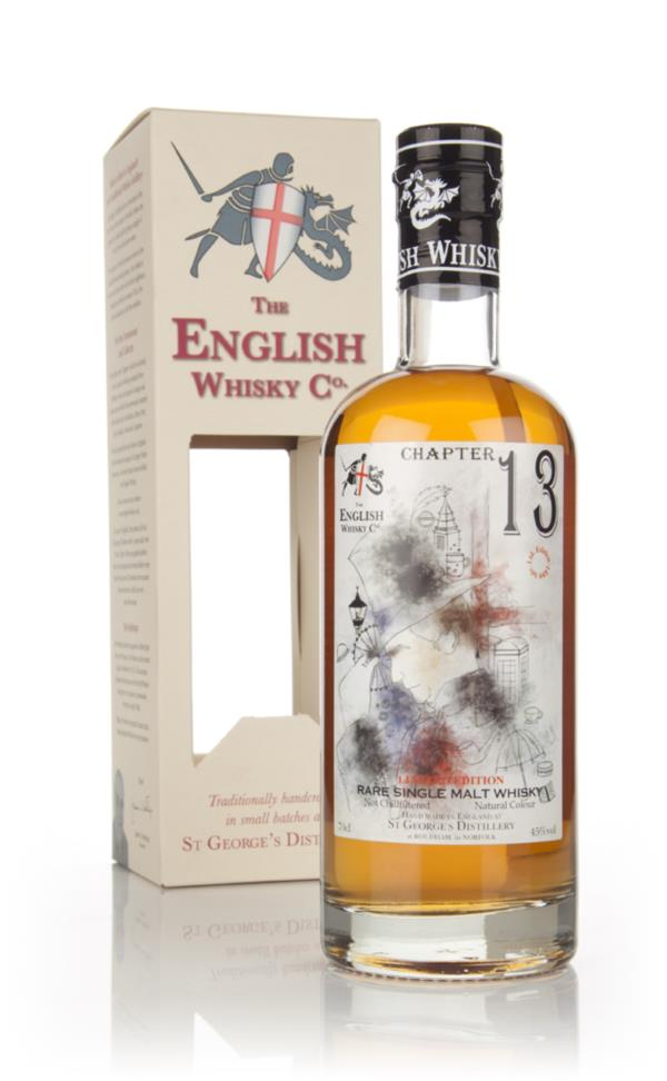 English Whisky Co. Chapter 13 - St Georges Day Edition Single Malt Whisky