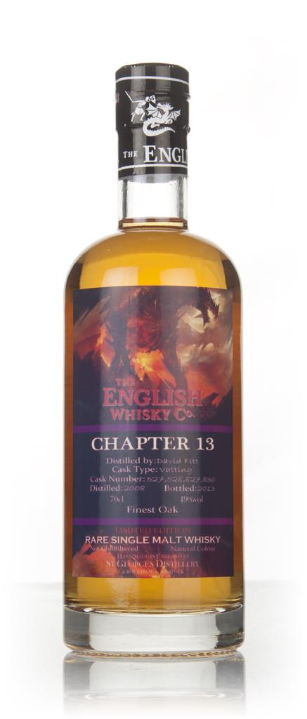 English Whisky Co. Chapter 13 Single Malt Whisky