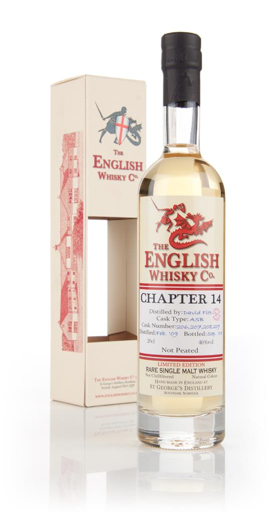 English Whisky Co. Chapter 14 (20cl) Single Malt Whisky