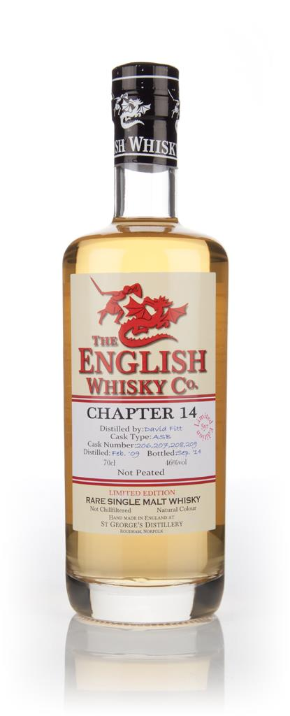 English Whisky Co. Chapter 14 Single Malt Whisky