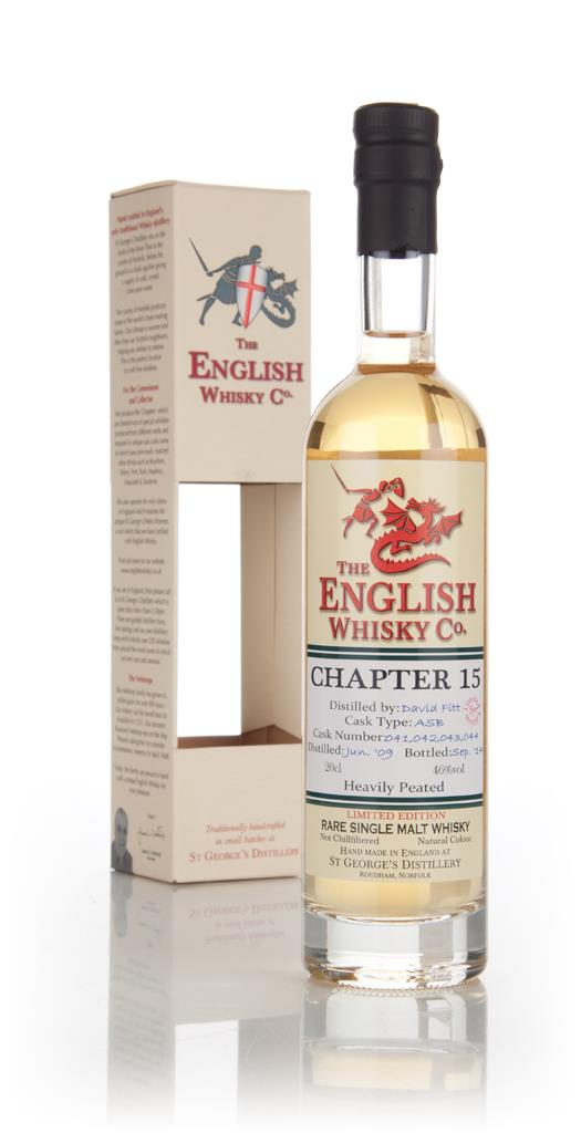 English Whisky Co. Chapter 15 20cl Single Malt Whisky