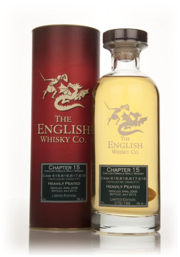 English Whisky Co. Chapter 15 - Cask Strength Single Malt Whisky