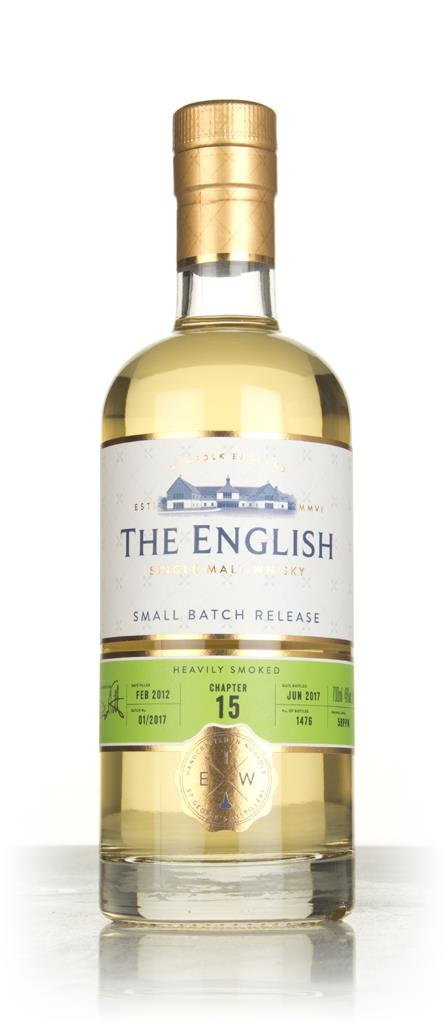 English Whisky Co. Chapter 15 Single Malt Whisky