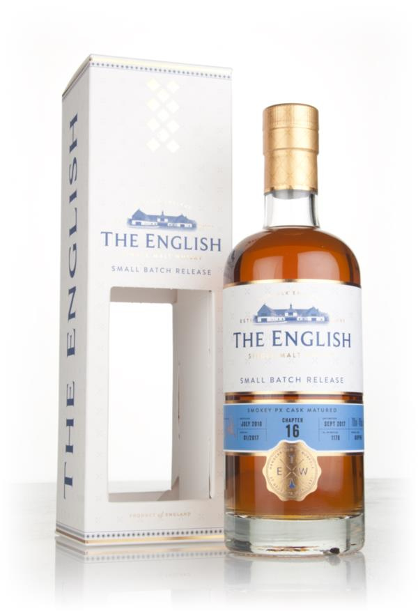 English Whisky Co. Chapter 16 (bottled 2017) Single Malt Whisky
