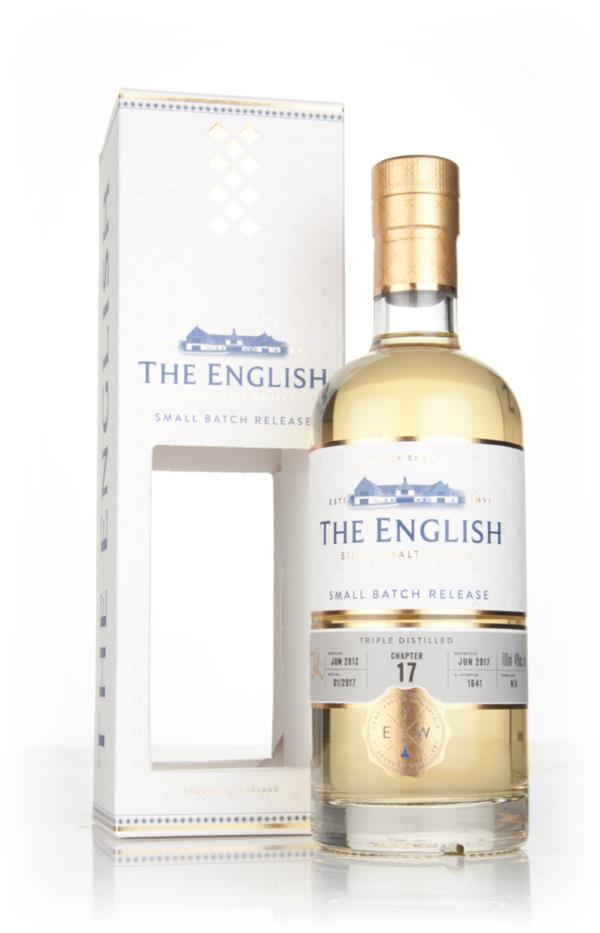 English Whisky Co. Chapter 17 (bottled 2017) Single Malt Whisky