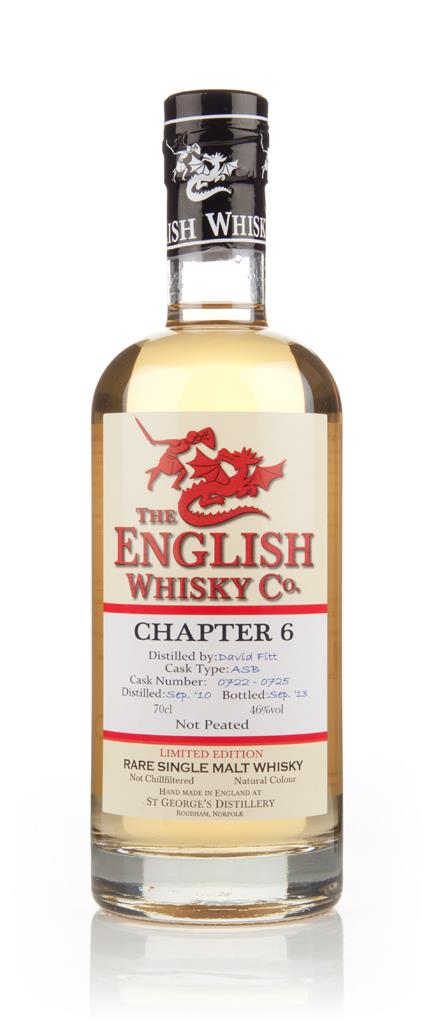 English Whisky Co. Chapter 6 Single Malt Whisky