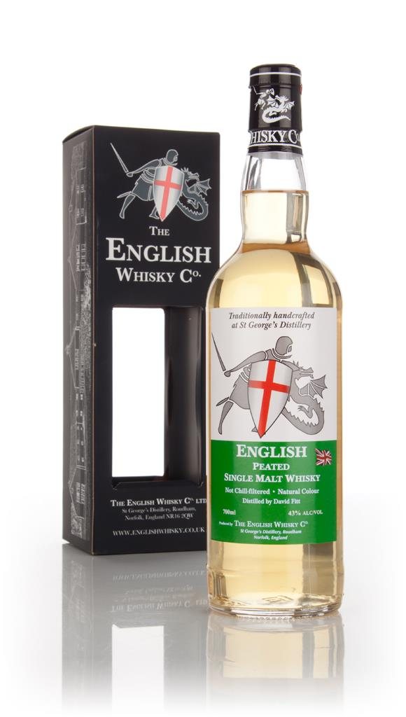 English Whisky Co. Peated Single Malt Single Malt Whisky