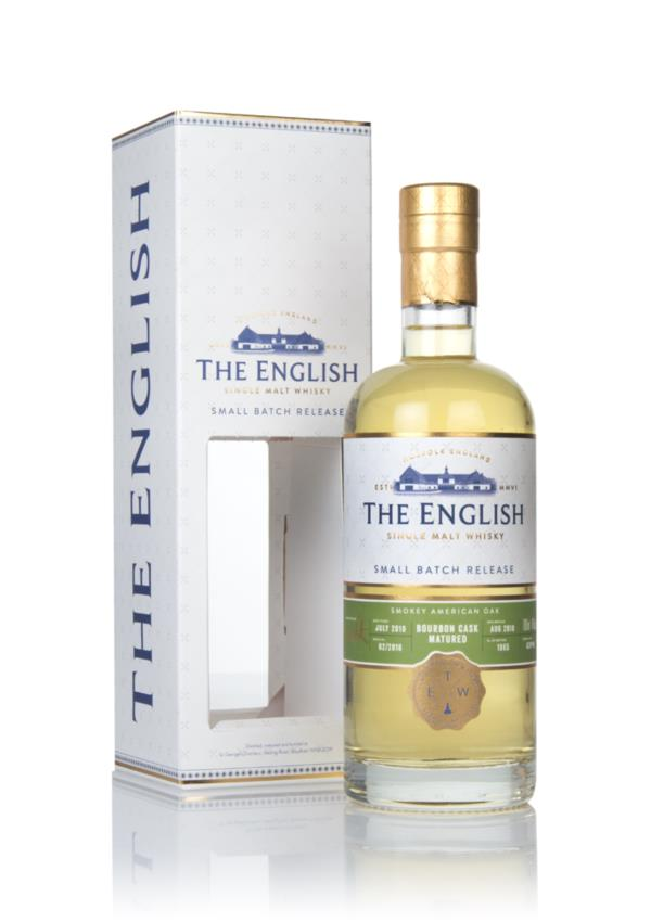 The English - Bourbon Cask Single Malt Whisky
